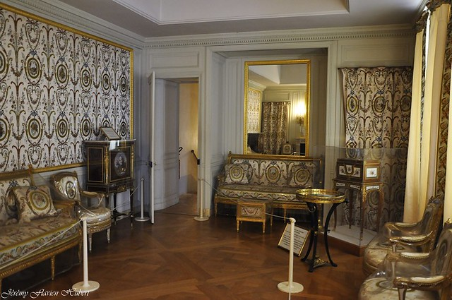 Ch teau de versailles appartements priv s flickr for Chambre louis xvi versailles