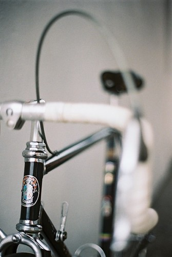 Black Cinelli by vespamore photography