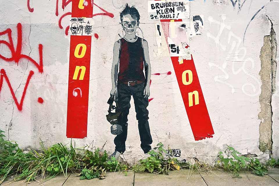Alias Street Art Hamburg