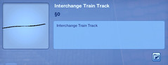 Interchange Train Track