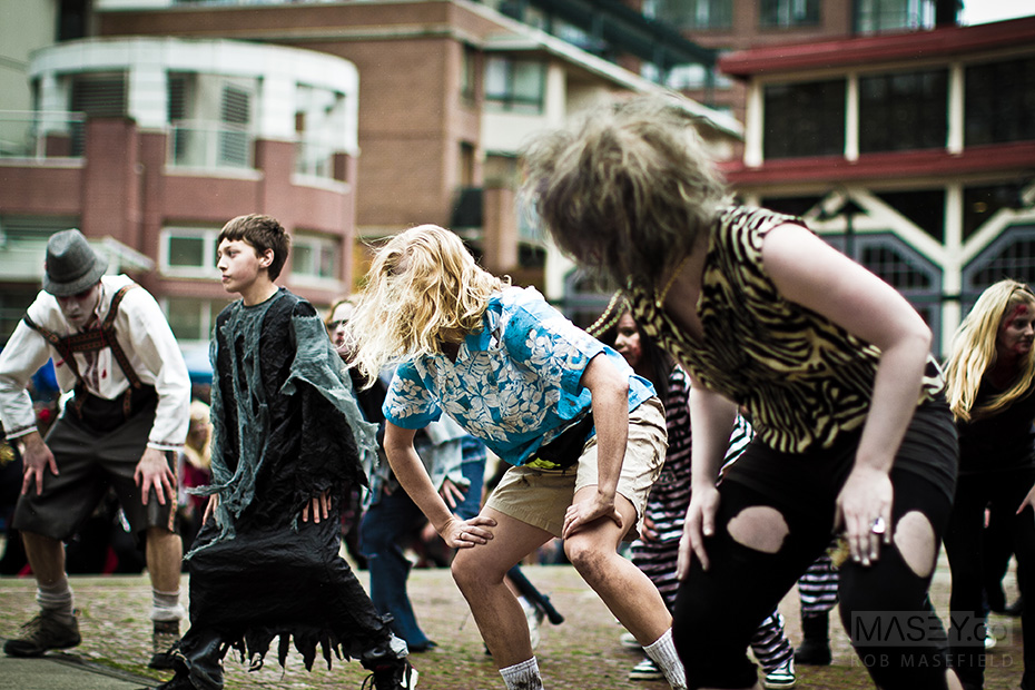 Thrill the World Vancouver 2010