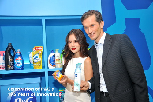 Celebration of P&G 175 years of Innovation 4