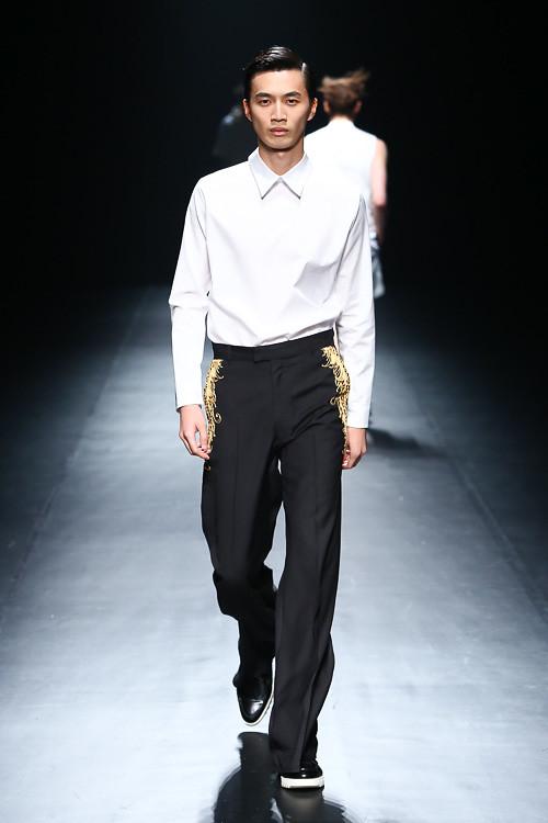 SS14 tokyo CHRISTIAN DADA021(Fashion Press)