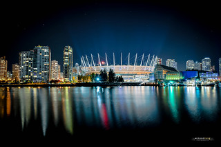 BC Place Stadium in Vancouver