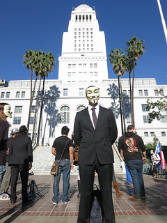 Occupy LA suit