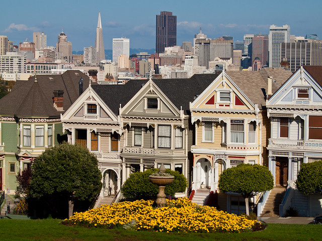 Remember The Alamo Square