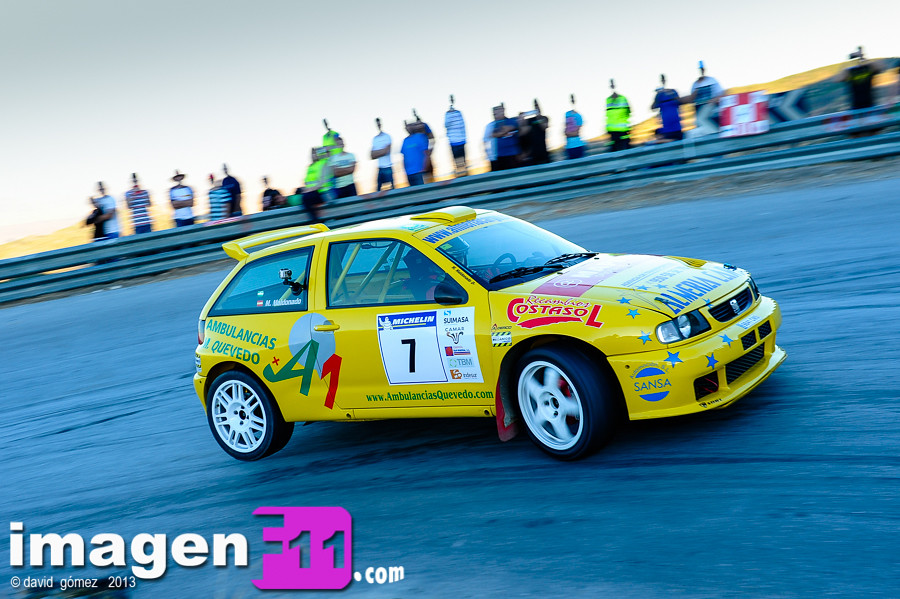 Campeonato de Andalucía de Montaña, Subida del Marmol, Manuel Maldonado, Seat Ibiza Kit Car
