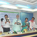 A seminar on upliftment of Business Developmenet in Unorganised Sector and Kabi Sammelan on 27th October, 2013 at BBIT Campus.