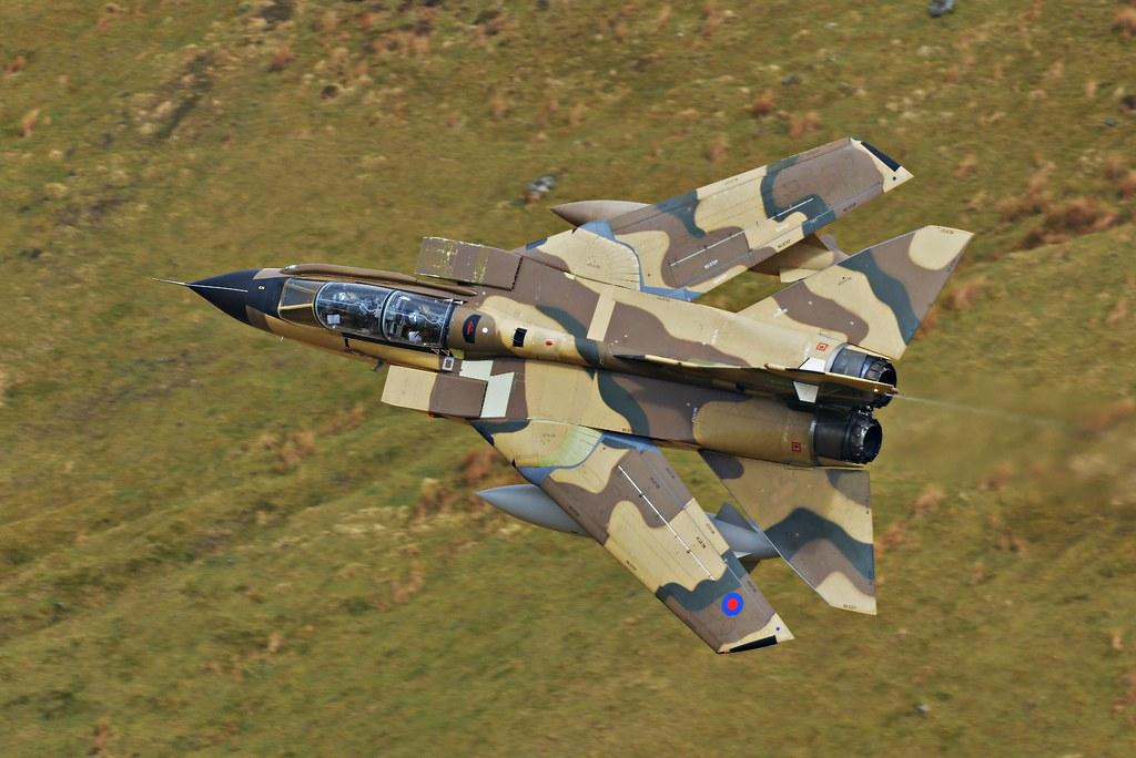Royal Saudi Airforce.Mach Loop.Wales