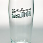 ベルギービール大好き!!【セゾン・デュポンの専用グラス】(管理人所有 )