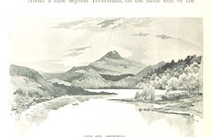 """Image taken from page 82 of '""""Mountain, Moor and Loch"""" illustrated by pen and pencil, on the route of the West Highland Railway'"""