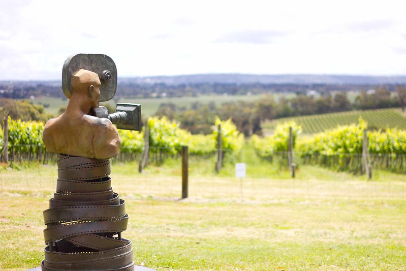wine food farmgate in mornington peninusla + giveaway cherry picking experience