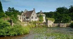 Gardens at Scotney Castle