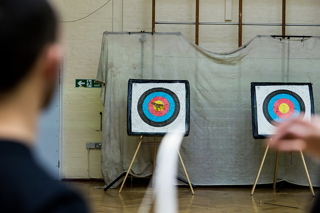 IS Coaching Archery
