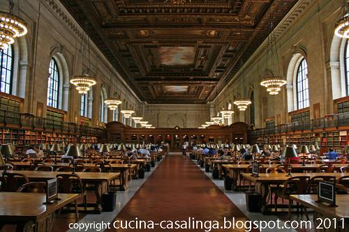 Public Library GrLesesaal