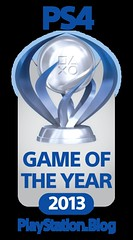 PlayStation Blog Game of the Year Awards 2013: PS4 GOTY Platinum