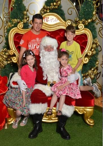 Santa photo 2013