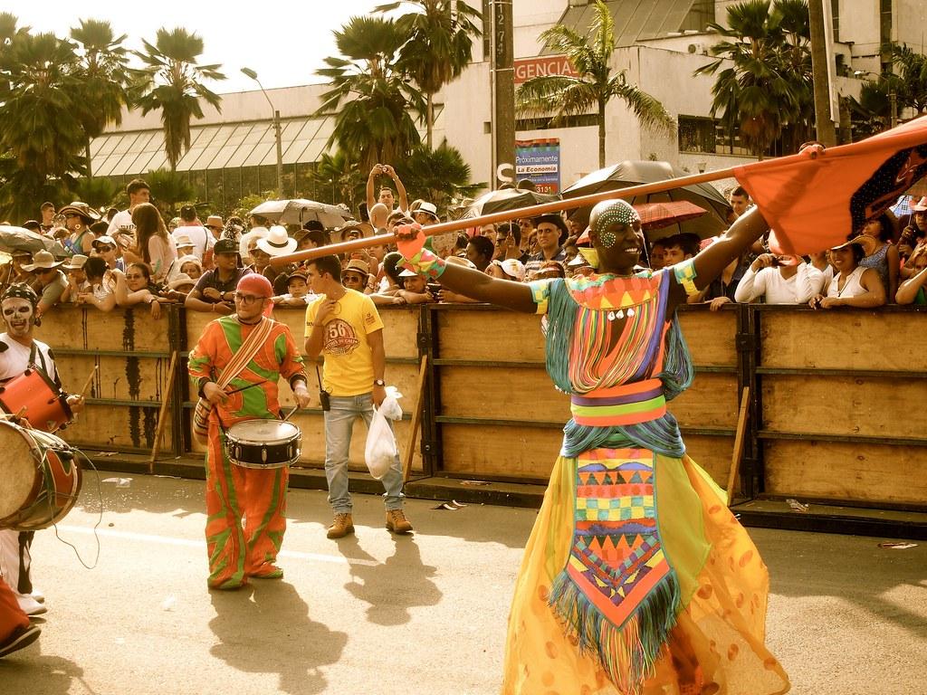 Feria de Cali Carnival Parade - Cali, Colombia
