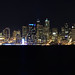 Nightime Panorama by Ray Sinclair