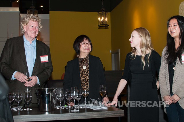 David Scholefield, Stephanie Yuen, Alison Scholefield, Whitney Law