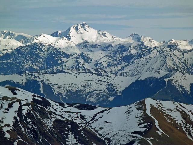 Foto de los Pirineos tomada en Saint-Lary (Francia)