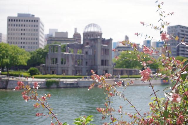 【人類必見の世界遺産】破壊により生まれた大きく心が揺さぶられる平和記念碑「原爆ドーム」