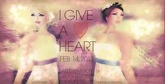 I GIVE A HEART