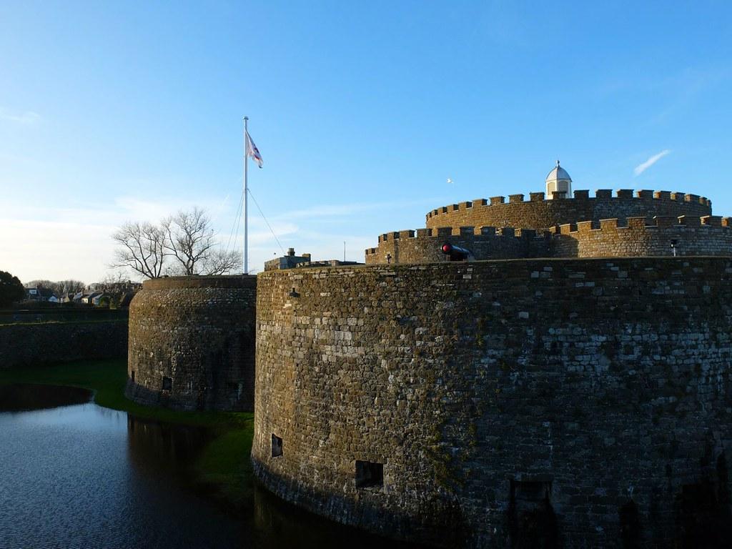 DTD 177 Deal Castle