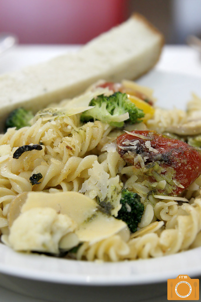 Kulinarya Kitchen Pasta Primavera