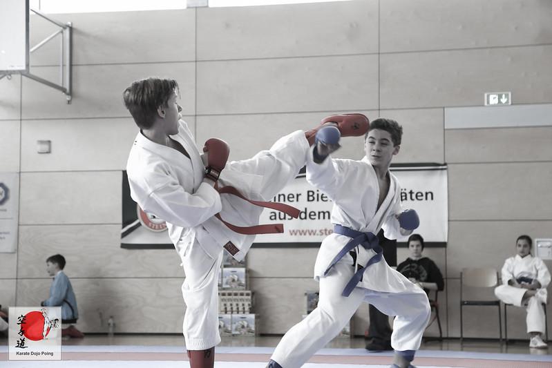 Finalkampf Kumite