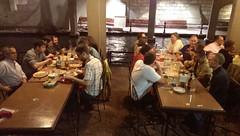 Dinner at Casa Rio