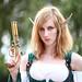 Steampunk Elf Katybear 2014 Arizona Renaissance Festival (ARF) by gbrummett