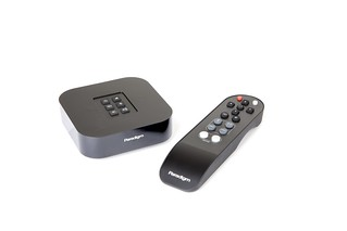 Remote & Control Box