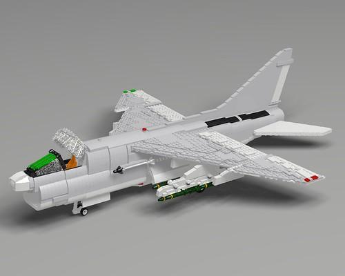 Vought A-7A Corsair II