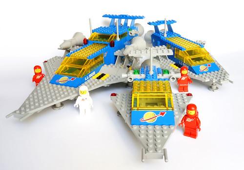 LL918-LL924-LL928 Classic Spaceship
