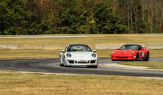 2013 VIR ALMS Oak Tree Grand Prix (Race)