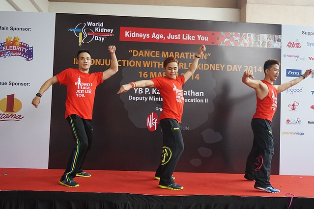 Celebrity Fitness Malaysia & National Kidney Foundation - Dance-athon-020