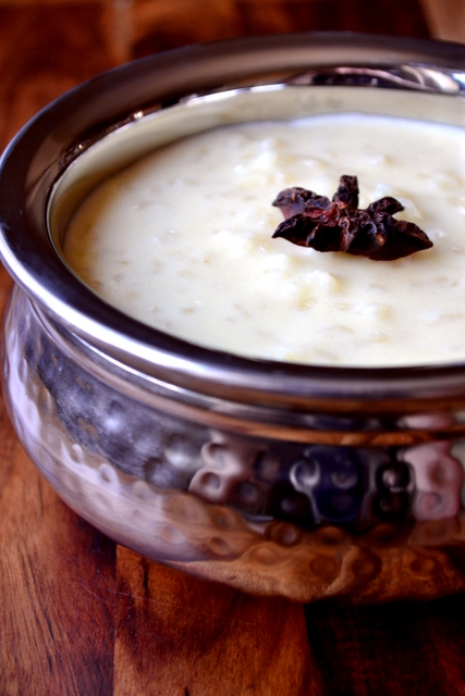Spiced Rice Pudding  Recipe(2)