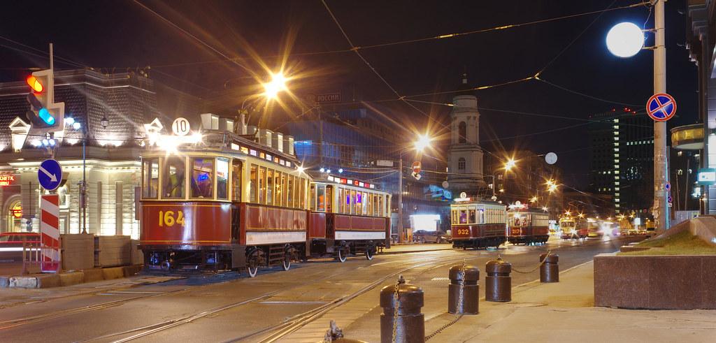 Moscow tram F+N