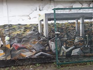 Graffiti dieser Welt entfliehend in mancher Noth und Pein 0273