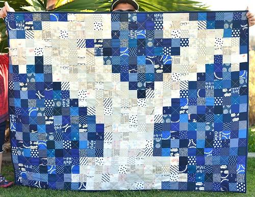 BYU Pixel Quilt