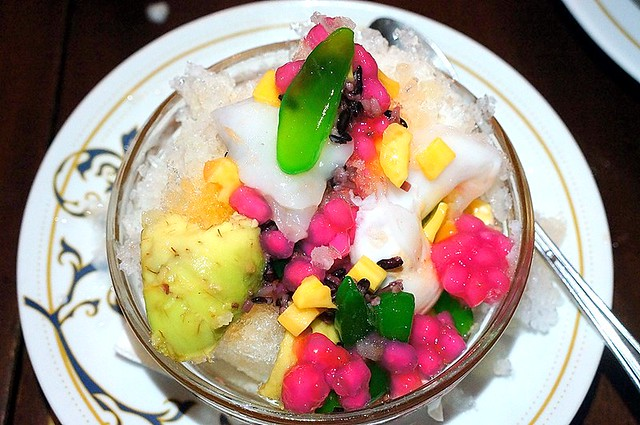 Harum Manis indonesian food restaurant - review