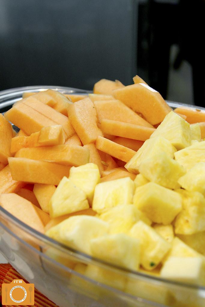 B Hotel Fruits in Season