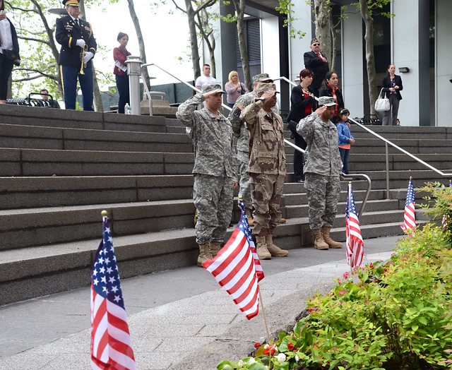 TVA Memorial Day Ceremony from Flickr via Wylio