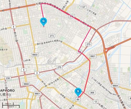 断酒マラソン10km