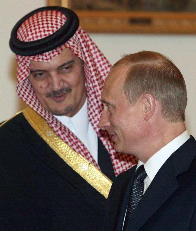RUSSIA-SARABIA-PUTIN-AL FAISAL