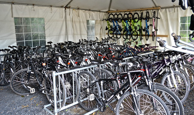 bike rentals - Basin Harbor Club, Vermont
