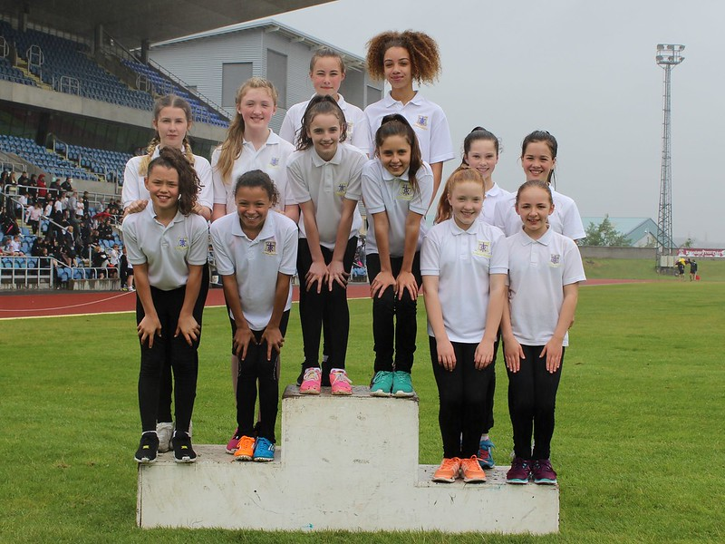 Sports Day 2015 Podium Photos