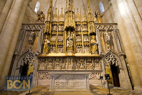 retablo da catedral de Tarragona