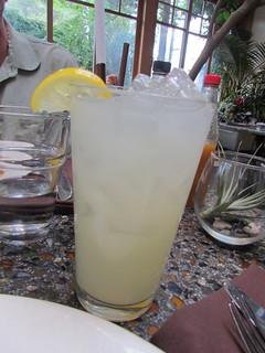 Rosemary Lemonade from Cafe Flora
